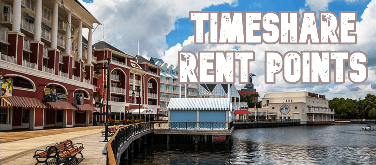 Timeshare Rent Points