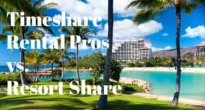 Timeshare Rental Pros vs. ResortShare.com